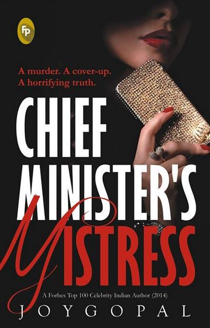 Cover of Chief Minister's Mistress by Joygopal Podder