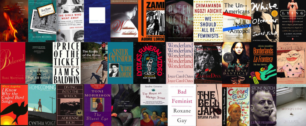 33 covers of must read books