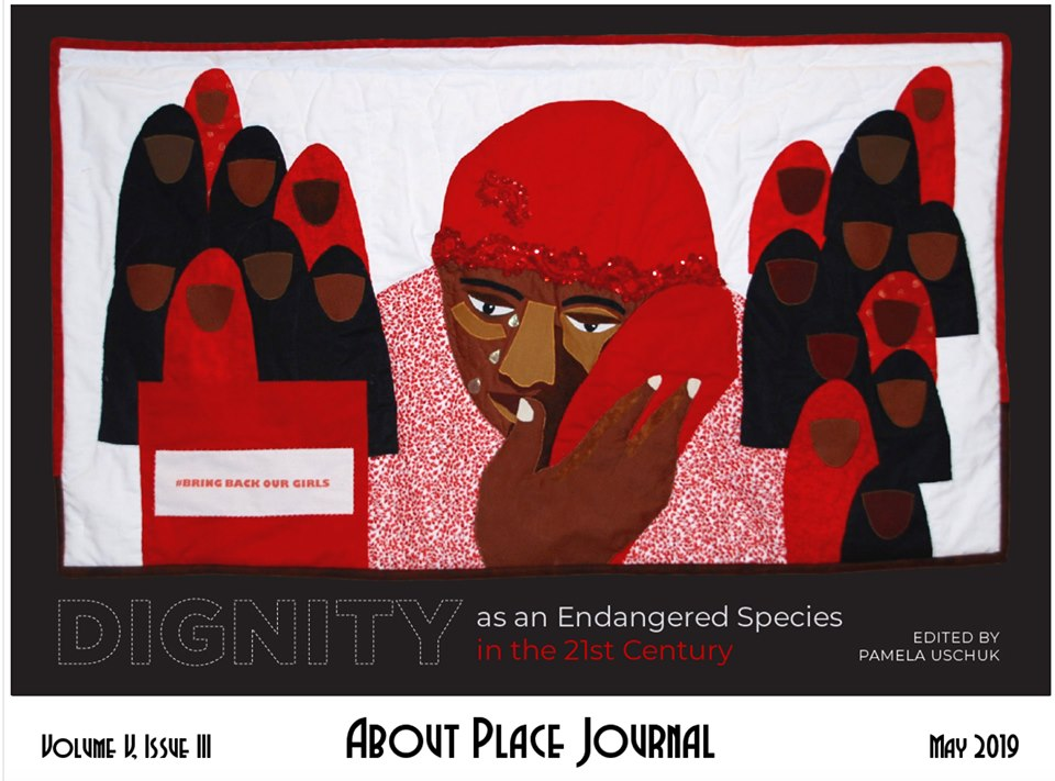 Pam Uschuk about dignity in in About Place Journal